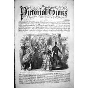 1847 Majesty Queens Prince Albert Exhibition Academy: Home