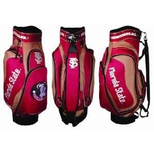FSU Florida State Seminoles Golf Cart Bag Sports