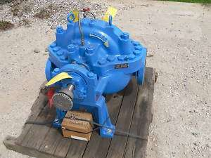 Goulds 3316 Horizontal Split Case Pump