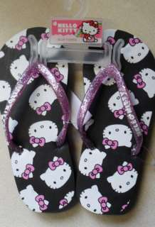 Childrens HELLO KITTY FLIP FLOPS SANDALS 13/1 Choice
