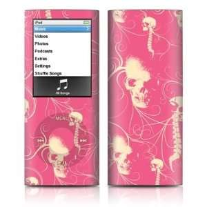 Nilla Skull Design Protective Decal Skin Sticker for Apple