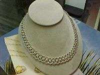 GREGG RUTH 18K WHITE GOLD DIAMOND NECKLACE NEW