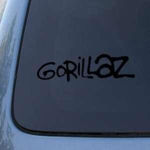 GORILLAZ   Vinyl Car Decal Sticker #A1603  Vinyl Color