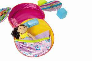 Groovy Girls Posh and Portable Play Apartment NEW