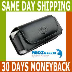 Leather Belt Clip Case Pouch for Rogers NOKIA N97 MINI