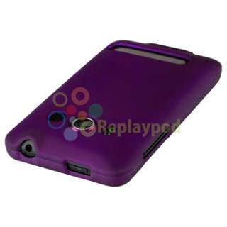 For HTC EVO 4G Privacy Pro+6x Hard Case+Charger+Cable