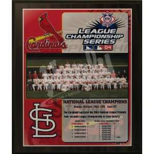 2004 St. Louis Cardinals Major League Baseball National League