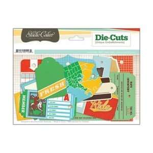 Stoney Creek State Fair Die Cut Cardstock Tags 13/Pkg; 6