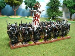 Warhammer DPS painted Warriors Of Chaos Army WC111