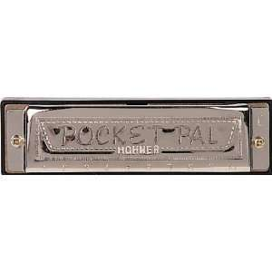 Hohner Pocket Pal Harmonica Musical Instruments