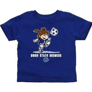 NCAA Boise State Broncos Infant Girls Soccer T Shirt