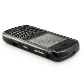 PCS RING HARD GEL CASE COVER for BLACKBERRY BOLD 9650