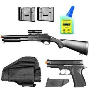 Spring Smith & Wesson On Duty Kit Kit (Shotgun, Pistol