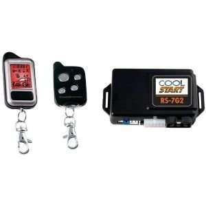 CRIMESTOPPER RS 7G2 6 BUTTON 2 WAY LCD PAGER SYSTEM Electronics