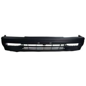 TKY HD04042BBZ MT5 Honda Accord Primed Black Replacement Front Bumper