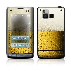 LG Dare VX9700 Skin Sticker Decal Cover   I Love Beer