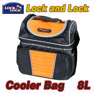Lock&and Lock Portable Insulated Ice Box Cooler Bag 8L
