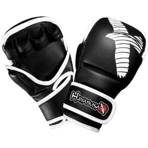 Hayabusa Official MMA Pro Hybrid Boxing Gloves w/ Free B&F