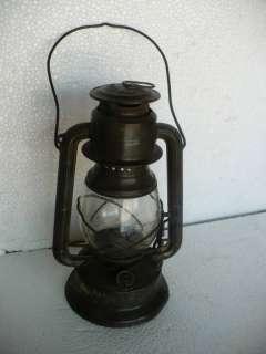 Vintage Little Wizard Iron Lantern Dietz U.S.A.