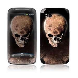 HTC Sensation 4G Decal Skin Sticker   Bad Moon Rising