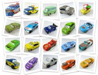 DISNEY PIXAR CARS DIECAST LOOSE RARE LOT CHILD BOY TOY