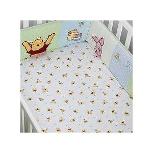 Disney Winnie The Pooh Hunting For Hunny Fitted Crib Sheet Baby