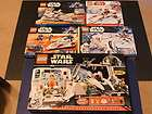 NEW Lot of 5 Lego Star Wars Sets Star Destroyer Speeder 7754 8085 8089