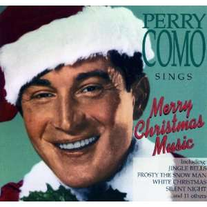 Sings Merry Christmas Music Perry Como Music