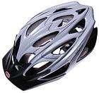2011 Bell Influx Silver / White Mountain Bike Helmet (S)