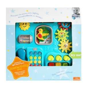 Electronic Light Sound Music Interactivity Table Toys & Games