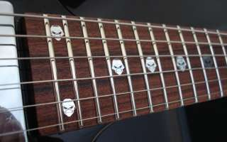 IRON MAIDEN ARMY Vinyl Guitar Decal Inlay Set
