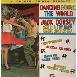 WORLD LP (VINYL) UK GOLDEN GUINEA 1963: JACK DORSEY ORCHESTRA: Music