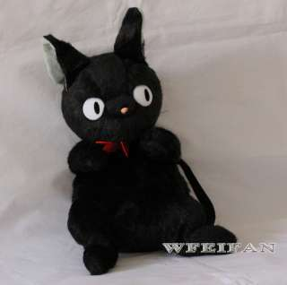KIKIS DELIVERY SERVICE JIJI CAT SOFT PLUSH doll Backpack bag