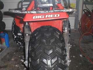 Honda ATC Big Red 250SX 250ES Front Fork Boots ATV NEW