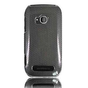 : For Nokia Lumia 710 (T MOBILE) Phone Accessory Carbon Fiber Design