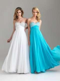 Fashion Sweet Chiffon Bridesmaid Dress formal/prom/cocktail/homecoming