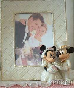 Lenox Disney Mickey & Minnie Dream Wedding Frame