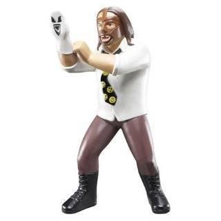 Classic Superstars Series 19 Action Figure Mick Foley (LJN Style