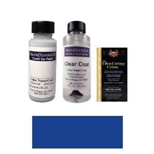 Oz. Monte Carlo Blue Pearl Paint Bottle Kit for 1999 Acura NS X (B