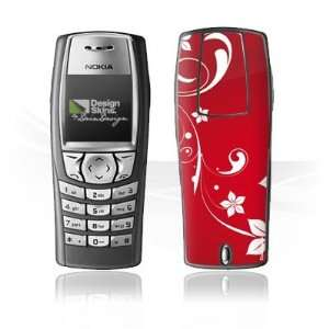 Design Skins for Nokia 6610   Christmas Heart Design Folie