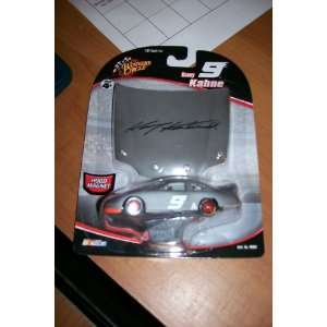 Kasey Kahne #9 Grey Test Car Winners Circle 1/64 With 1/24