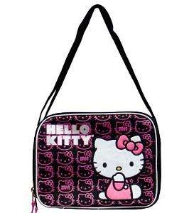 Cute Sanrio Hello Kitty Cute Lunch Box Tote Hand Bag Purse Pink
