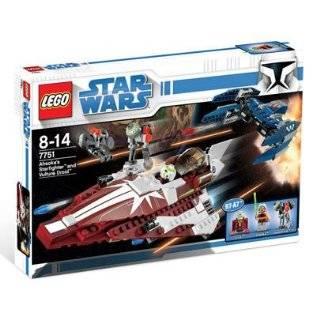 LEGO Star Wars Anakins Jedi Starfighter Toys & Games