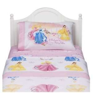 Disney Princess Jeweled Fantasy Sheets Set   Full