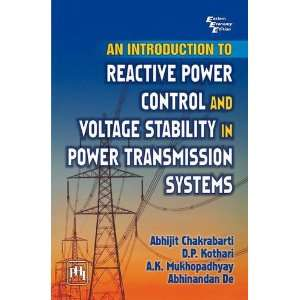 Introduction to Reactive Power Control and Voltage Stability in Power
