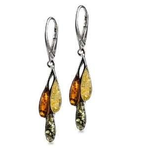 Sterling Silver Pandora Dreams Leverback Earrings Graciana Jewelry