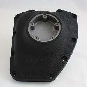 Textured Black Cam Cover For Harley Davidson Twin Cams OEM# 25364 01B