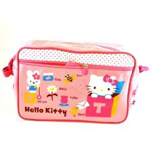 Pink Hello Kitty Shoulder Camera Messanger Bag Baby