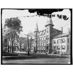 Eastman College,High School,Poughkeepsie,N.Y.