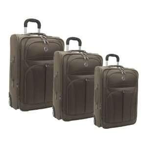 Olympia Rome 3 Piece Luggage Set